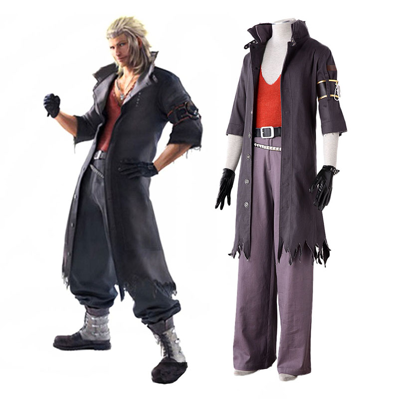 Final Fantasy 13-2 Snow Villiers 2 Cosplay Puvut Suomi