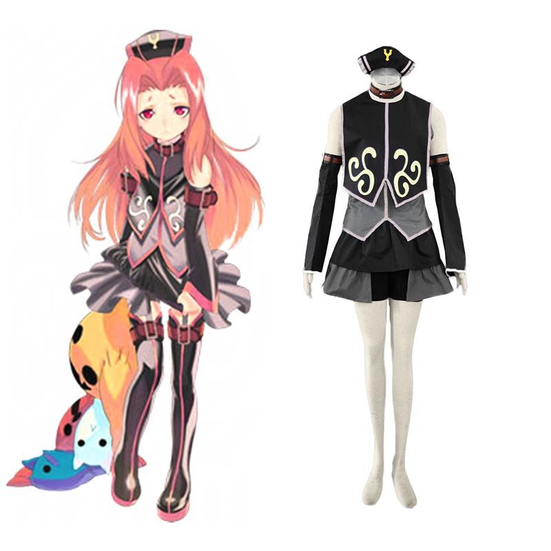 Tales of the Abyss Arietta 1 Cosplay Puvut Suomi