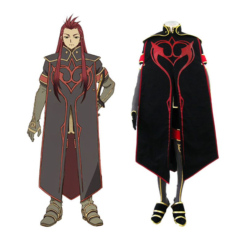 Tales of the Abyss Asch 1 Cosplay Puvut Suomi