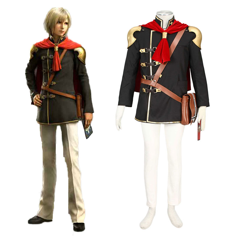 Final Fantasy Type-0 Ace 1 Cosplay Puvut Suomi