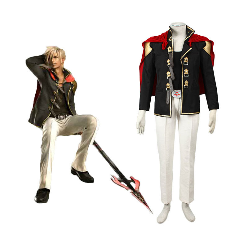 Final Fantasy Type-0 Nine 1 Cosplay Puvut Suomi