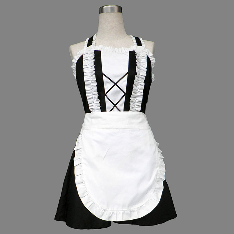 Maid Työvaate 3 Devil Attraction Cosplay Puvut Suomi