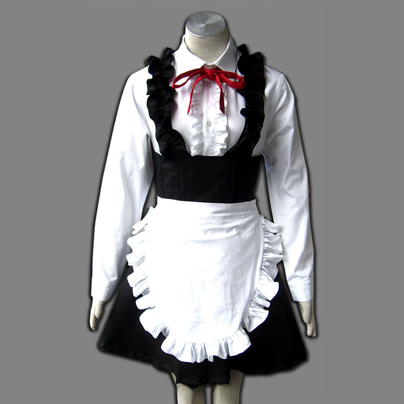 Maid Työvaate 8 Pure Spirit Cosplay Puvut Suomi