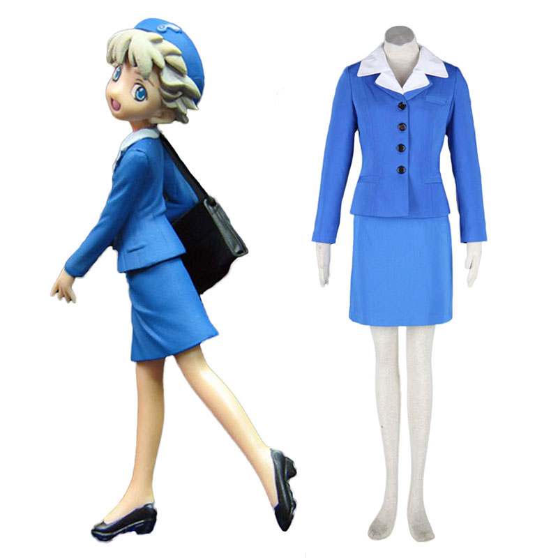 Aviation Työvaate Culture Stewardess 2 Cosplay Puvut Suomi