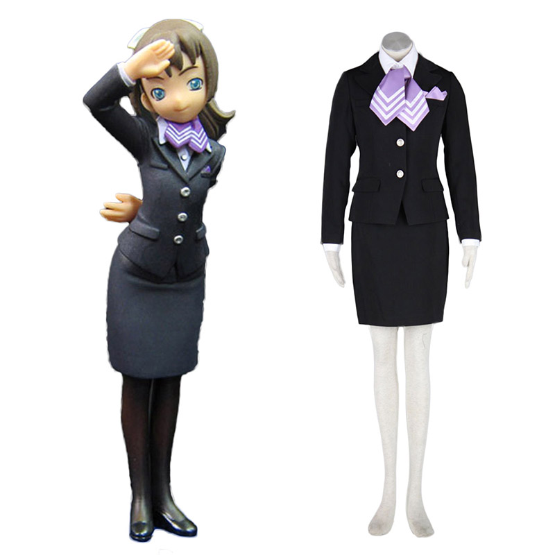 Aviation Työvaate Culture Stewardess 9 Cosplay Puvut Suomi