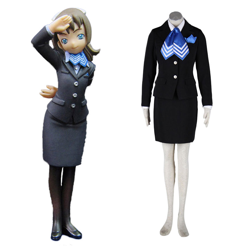 Aviation Työvaate Culture Stewardess 10 Cosplay Puvut Suomi