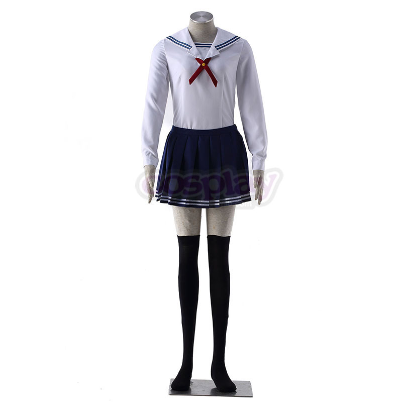 Saekano: How to Raise a Boring Girlfriend Toyogasaki Työvaate Cosplay Puvut Suomi