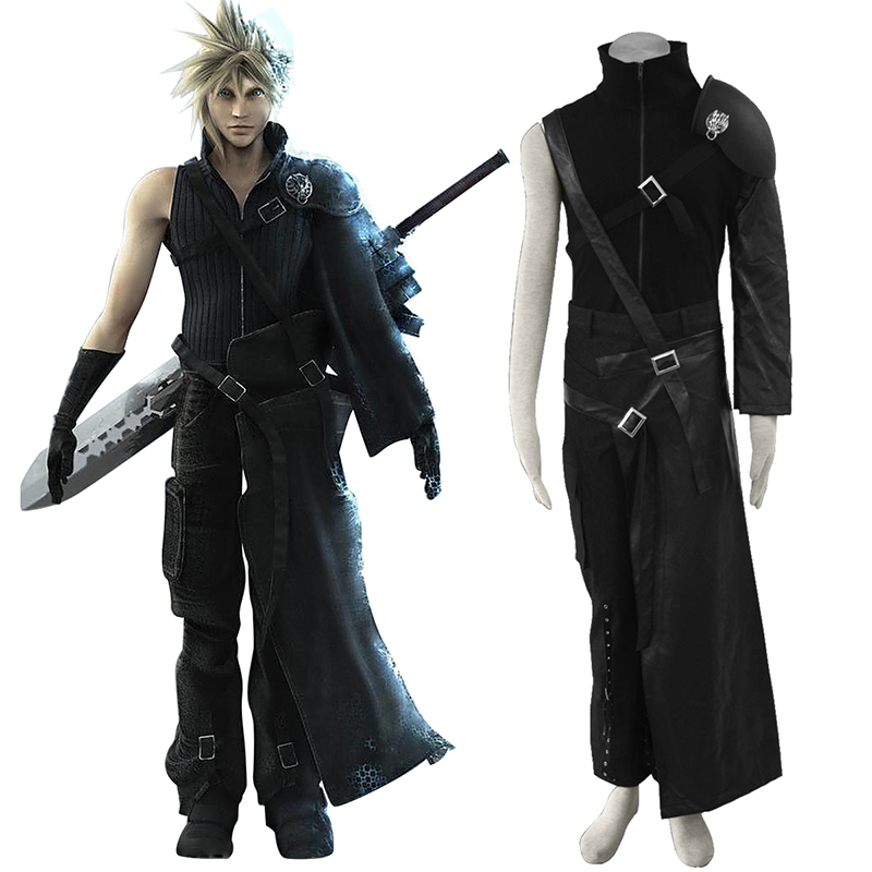 Final Fantasy VII Cloud Strife Cosplay Puvut Suomi