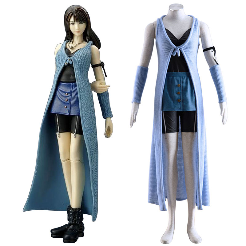 Final Fantasy VIII Rinoa Heartilly 1 Cosplay Puvut Suomi