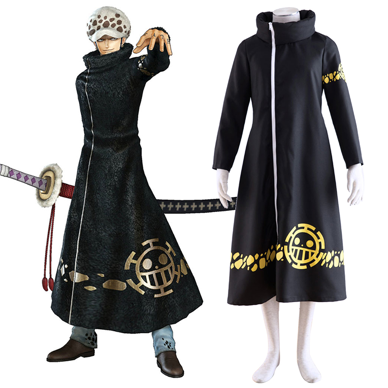 One Piece Trafalgar Law 2 Cosplay Puvut Suomi