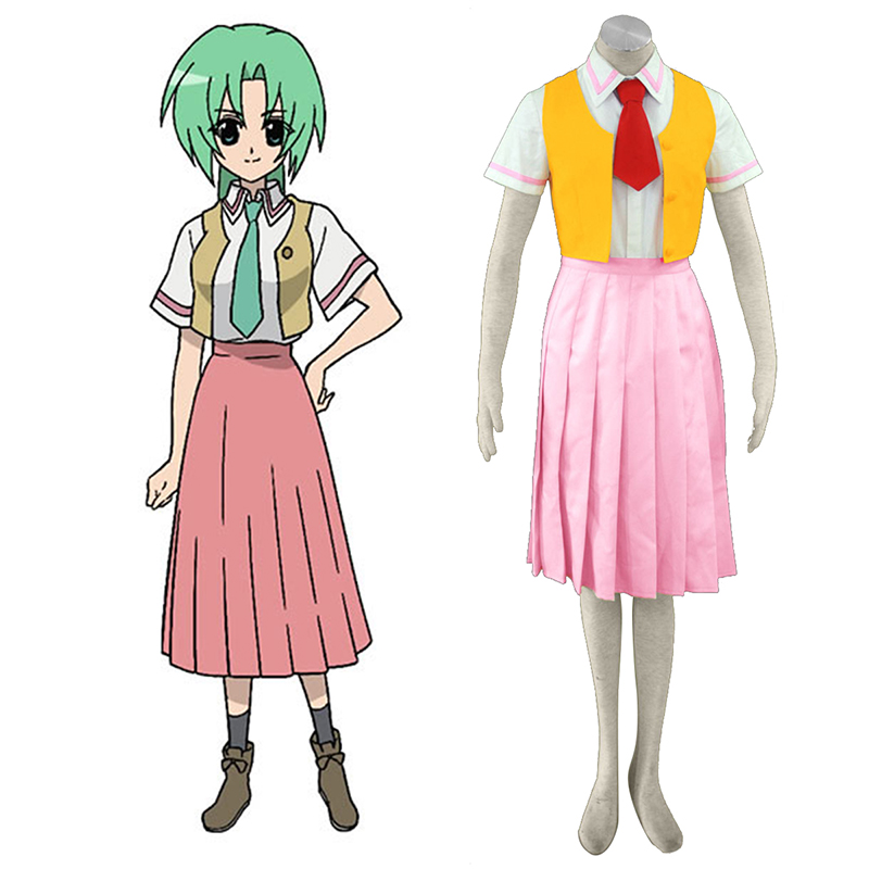 Higurashi When They Cry Sonozaki Mion 1 Cosplay Puvut Suomi