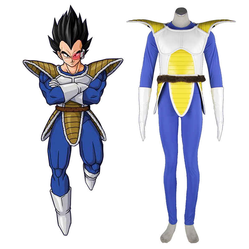 Dragon Ball Vegeta 1 Cosplay Puvut Suomi