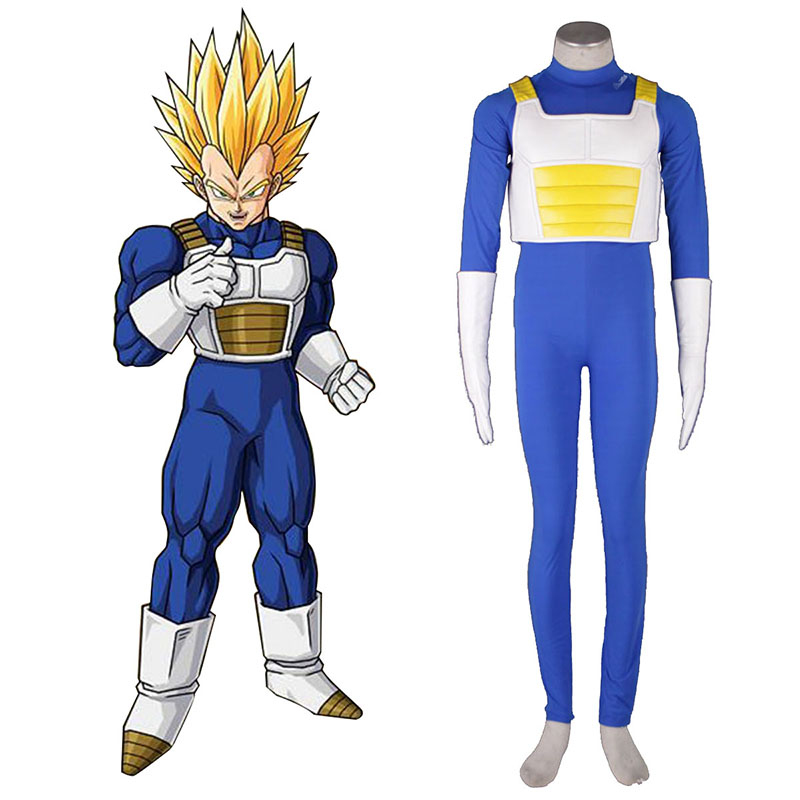 Dragon Ball Vegeta 3 Cosplay Puvut Suomi