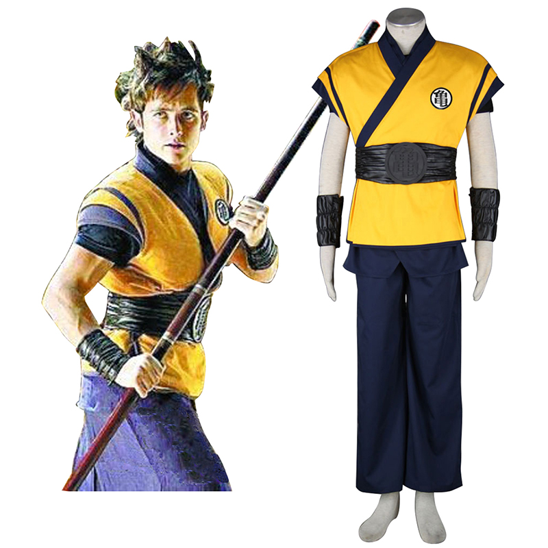 Dragon Ball Son Goku 3 Cosplay Puvut Suomi