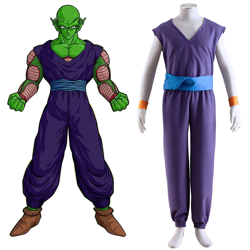 Dragon Ball Piccolo 1 Purple Cosplay Puvut Suomi