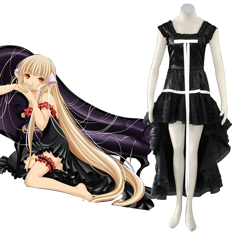 Chobits Chi 1 Cosplay Puvut Suomi