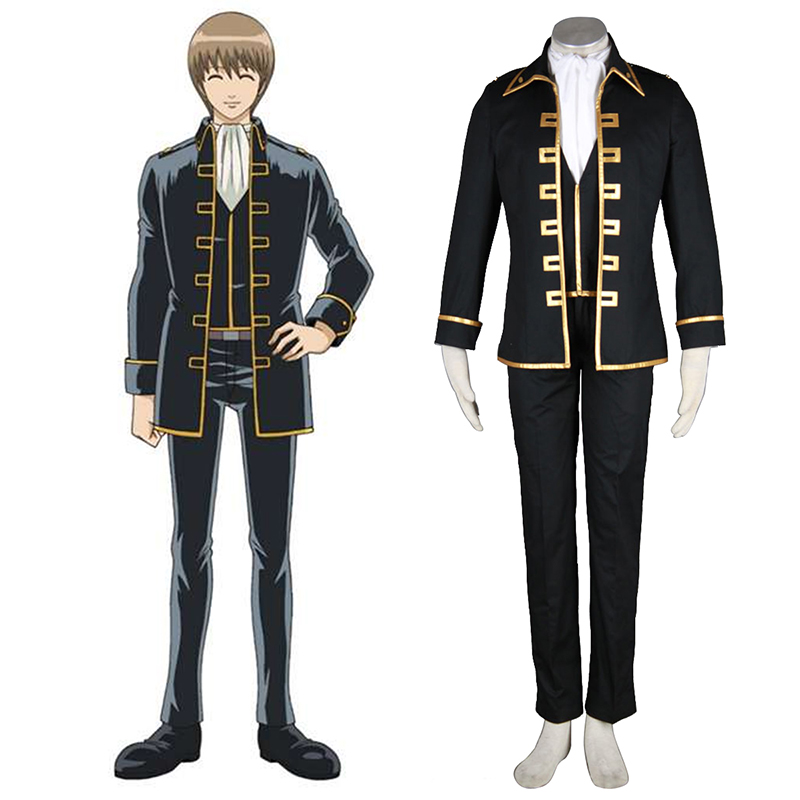 Gintama Shinsengumi Captain Cosplay Puvut Suomi