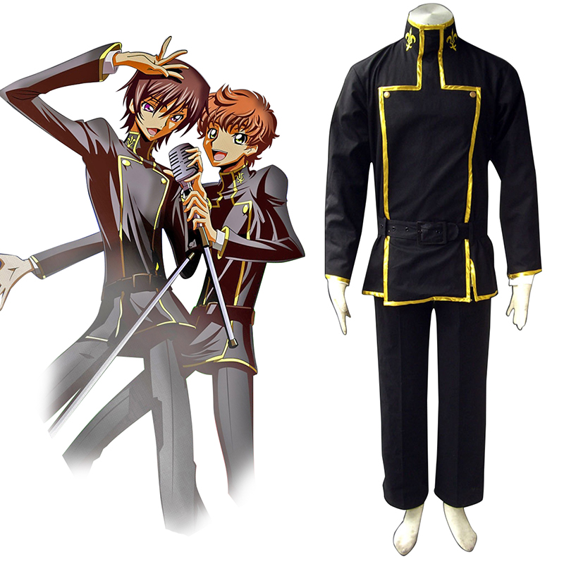 Code Geass Lelouch Lamperouge 1 Cosplay Puvut Suomi