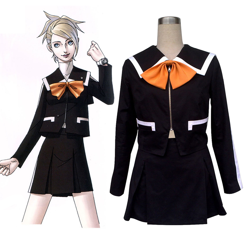 Persona 2: Innocent Sin Lisa Silverman 1 Cosplay Puvut Suomi