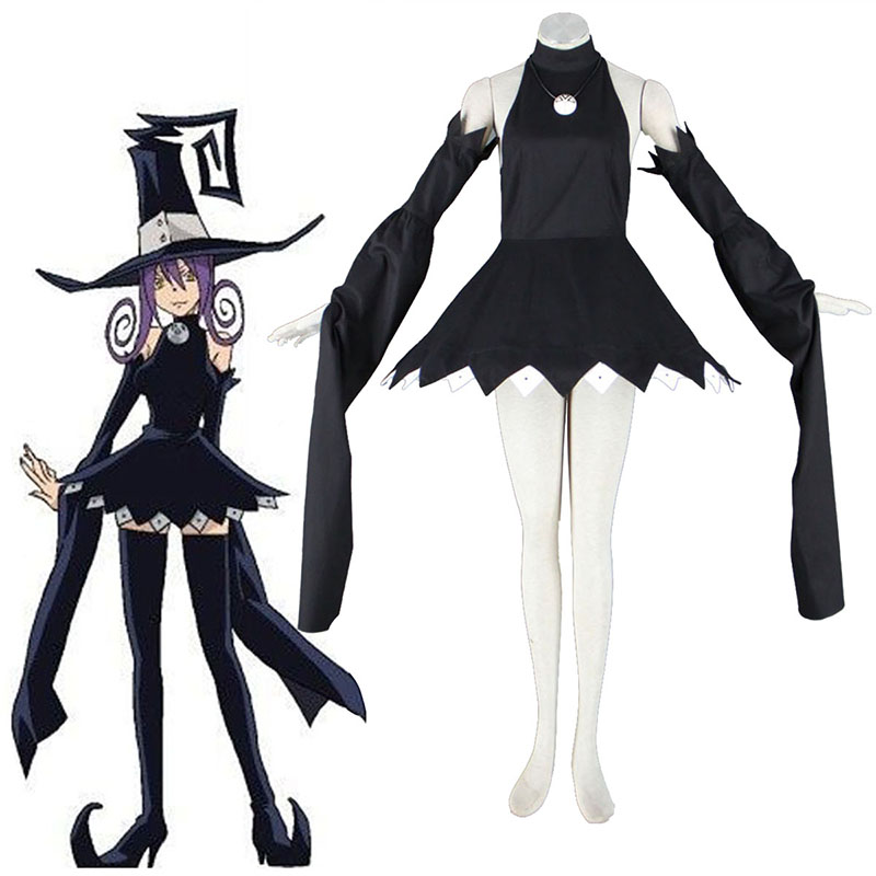Soul Eater Blair 1 Cosplay Puvut Suomi