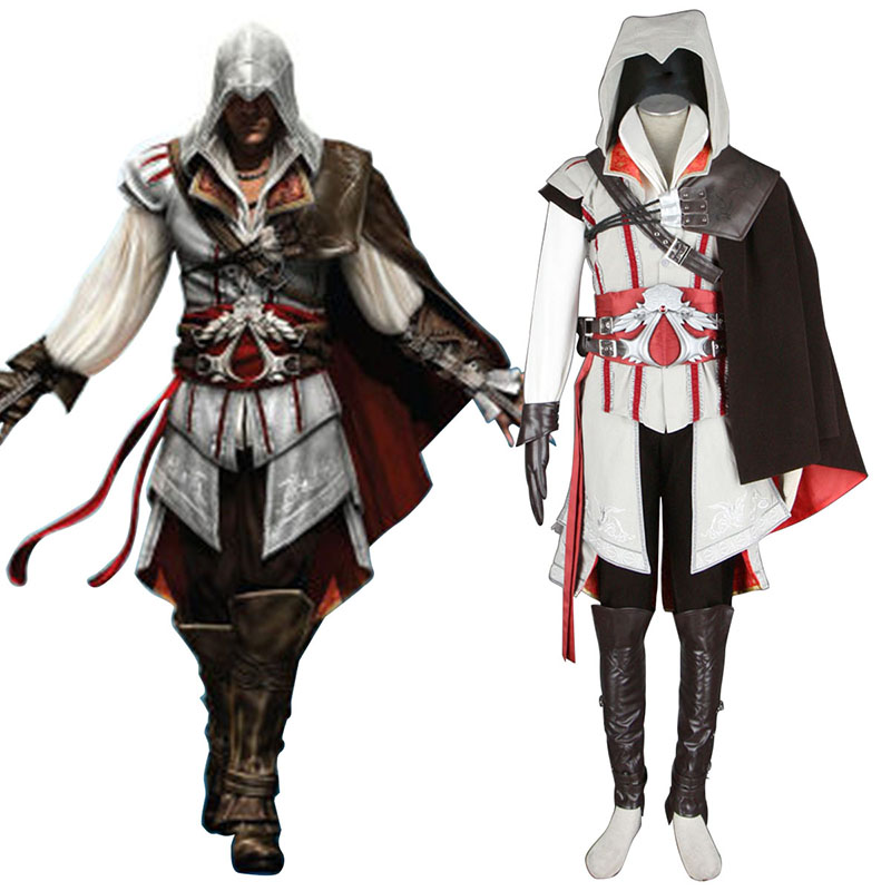 Assassins Creed II Assassin 2 Cosplay Puvut Suomi