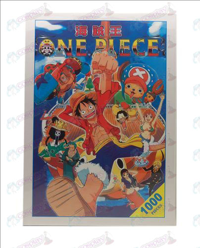 One Piece sotapelit 1403