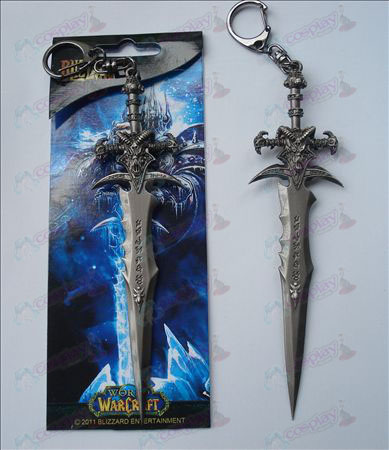 World of Warcraft Tarvikkeet Frostmourne miekka solki (14.5cm)
