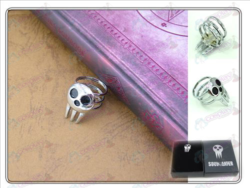 Soul Eater Tarvikkeet Collectors Edition Ring