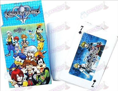 Kingdom Hearts Tarvikkeet Poker 1