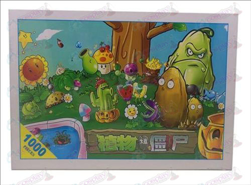 Plants vs Zombies sotapelit (1379)