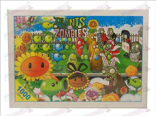 Plants vs Zombies sotapelit 1380