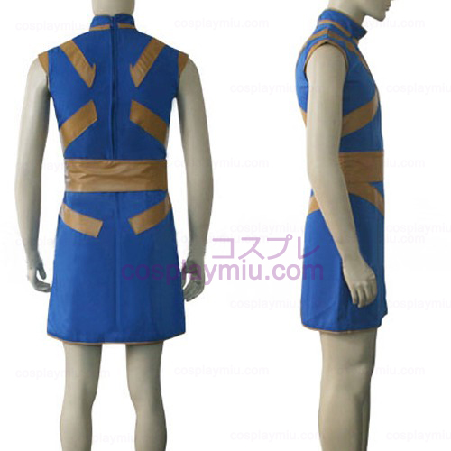 Hunter X Hunter Kurapica Fighting Cosplay pukuja
