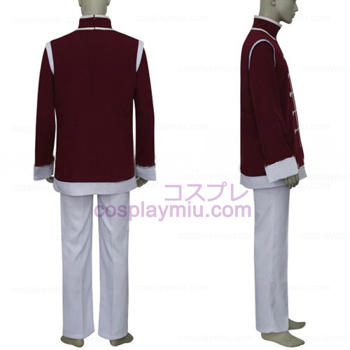Hunter X Hunter Kurapica Casual Cosplay pukuja
