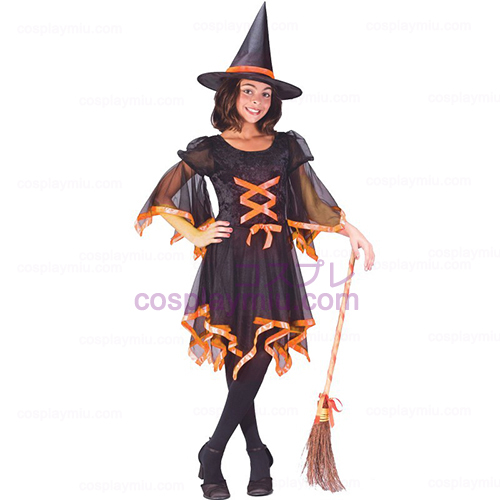 Ribbon Witch Child cosplay pukuja