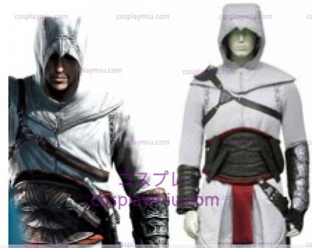 Assassins Creed Cosplay pukuja