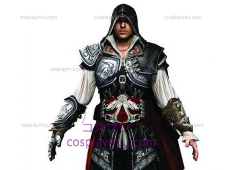 Assassins Creed II Ezio Cosplay Black Edition