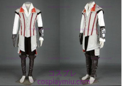 Assassins Creed II Ezio Cosplay White Edition - Deluxe
