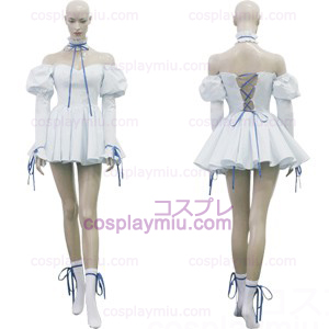 Chobits Chii Sininen Dress