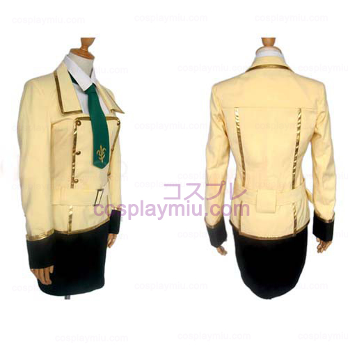 Code Geass Lelouch of Rebellion Cosplay pukuja
