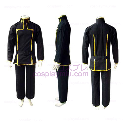 Code Geass Lelouch Lamperouge Cosplay pukuja