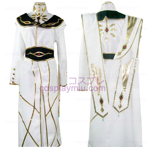 Code Geass Lelouch Cosplay pukuja