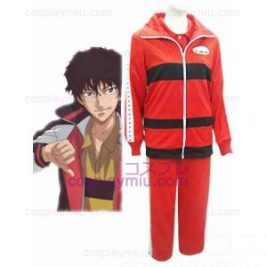 Prince Of Tennis Rikkai Junior High School Winter Uniform Cosplay pukuja