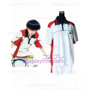 Prince Of Tennis valinnat Team Summer Uniform Cosplay pukuja
