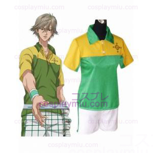 Prince Of Tennis Shitenhoji Middle School Summer Uniform Cosplay pukuja