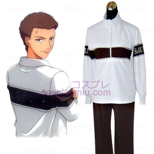 Prince Of Tennis Middle School Winter Uniform Cosplay