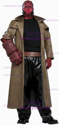 Hellboy Full Size cosplay pukuja