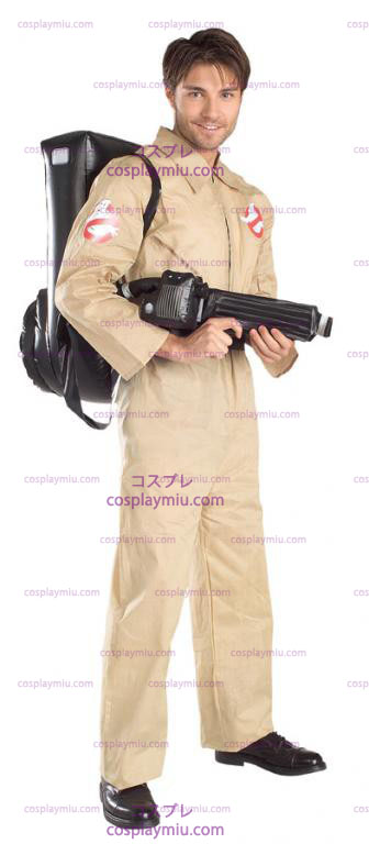 Ghostbusters Adult cosplay pukuja