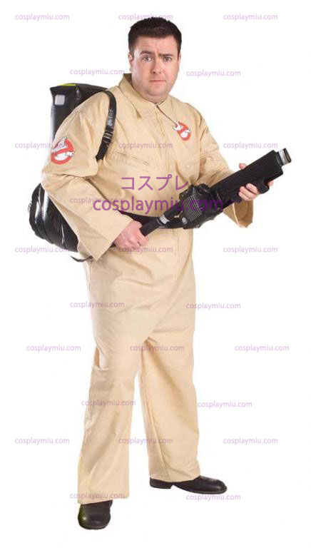 Ghostbuster Plus Koko Adult cosplay pukuja