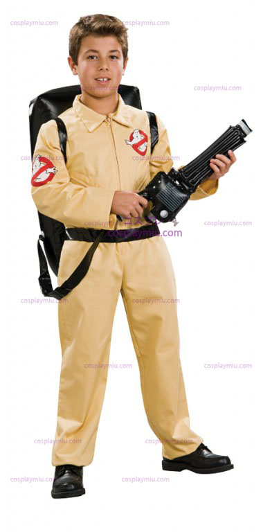 Ghost Busters Child cosplay pukuja