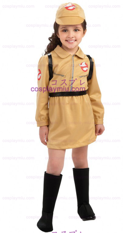 Ghostbusters Girl cosplay pukuja